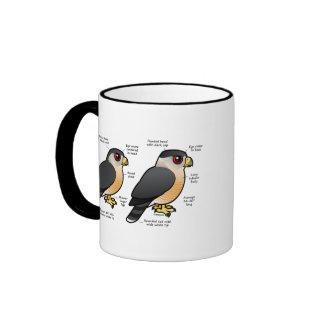 Coop v Sharpie Ringer Coffee Mug
