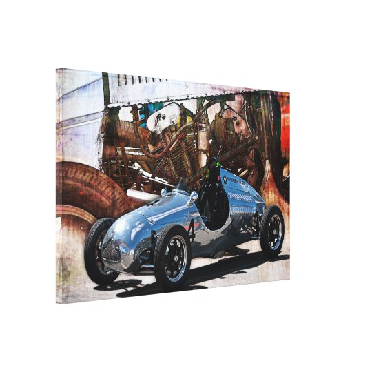 Cooper 1100 Stretched Canvas Print