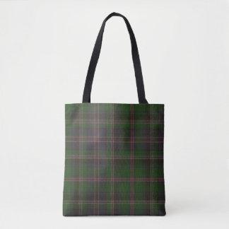 Cooper Clan Tartan Tote Bag