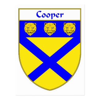 C >> Cooper Family Crest Postcards | Zazzle