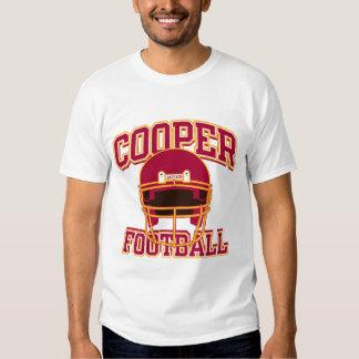 Cooper High School Football T-shirt