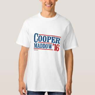 Cooper Maddow 2016 T-Shirt