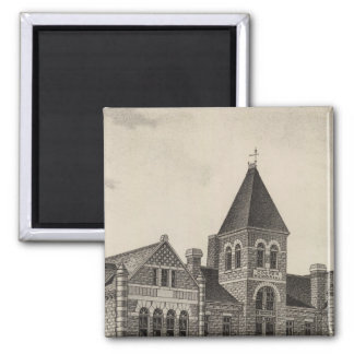 Cooper Memorial College, Sterling, Kansas Magnets