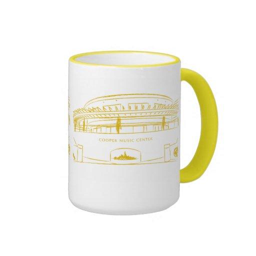 Cooper Music Hall Coffee Mugs