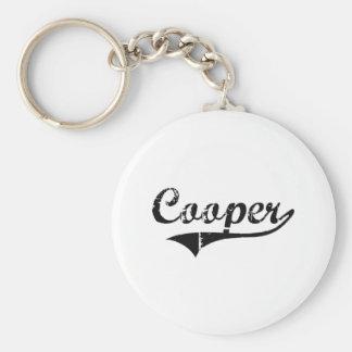 Cooper Professional Job Keychain
