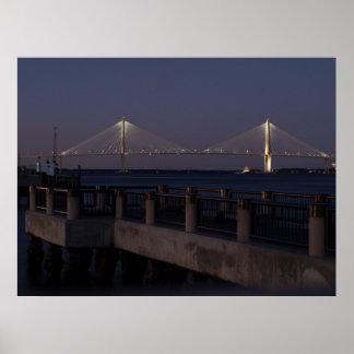 Cooper River Bridge Posters