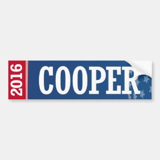 Cooper - Roy Cooper 2016 Bumper Sticker