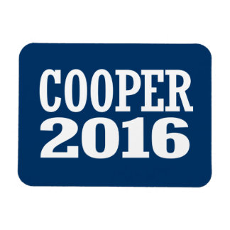 Cooper - Roy Cooper 2016 Rectangular Photo Magnet