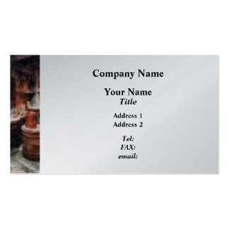 Cooper Shop Business Card