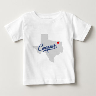 Cooper Texas TX Shirt