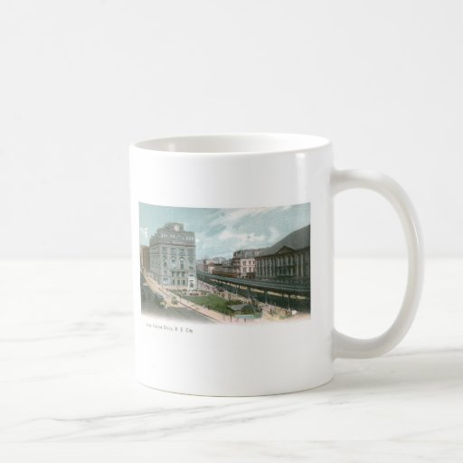 Cooper Union. NY City. Classic White Coffee Mug