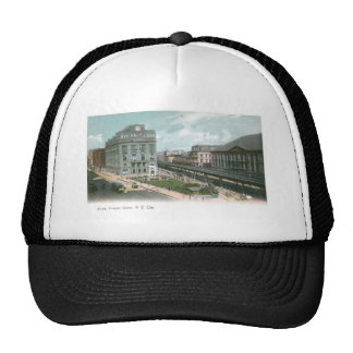 Cooper Union. NY City. Trucker Hat
