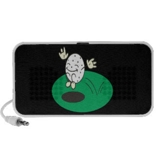 Cooperación del curso iPod altavoces