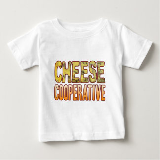 Cooperative Blue Cheese Baby T-Shirt