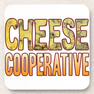 Cooperative Blue Cheese Coaster