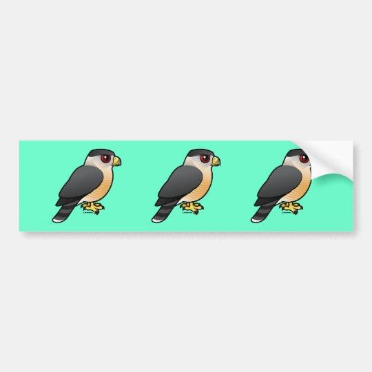 Cooper's Hawk Bumper Sticker