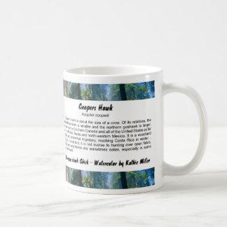 Coopers Hawk Chick Mug