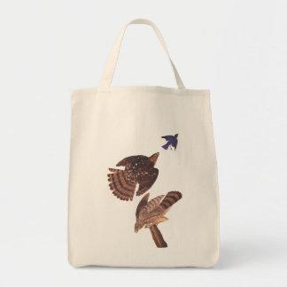 Cooper's Hawk Grocery Tote Bag