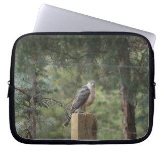 Cooper's Hawk Laptop Sleeve
