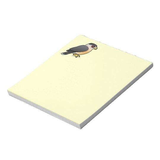 Cooper's Hawk Notepad