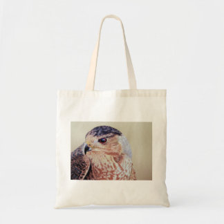 Coopers Hawk Tote Bags