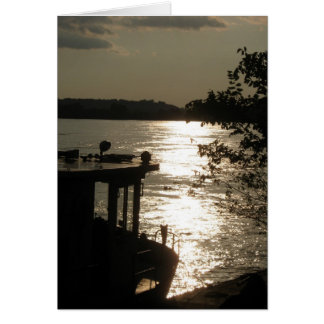 coopers landing houseboat two card