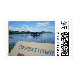 Cooperstown, NY Postage