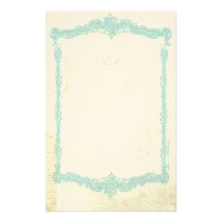 Coordinating Jane Austen Inspired Stationery