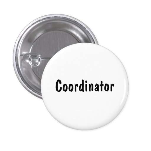 Coordinator Button