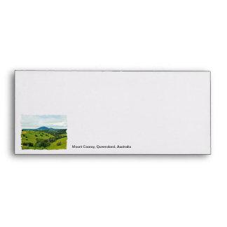 Cooroy Mountain, Queensland, Australia Envelopes