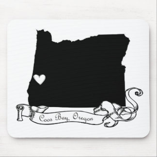 Coos Bay Mouse Pad