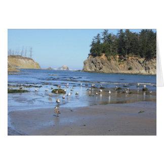 Coos Bay, Oregon Card