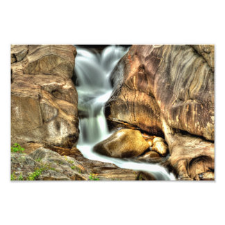 Coos Canyon Falls Maine Photo Art