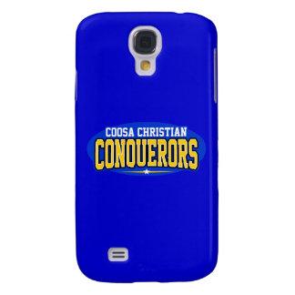 Coosa Christian; Conquerors Galaxy S4 Cover