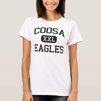 Coosa - Eagles - Coosa High School - Rome Georgia T-Shirt