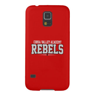 Coosa Valley Academy; Rebels Case For Galaxy S5