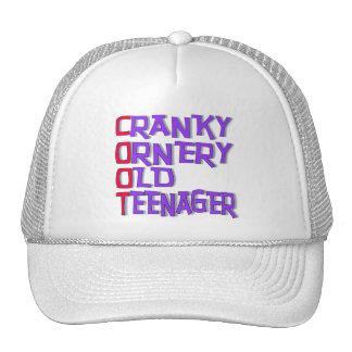 COOT Baseball Caps Trucker Hat