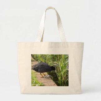 Coot Large Tote Bag