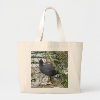 Coot on the Riverbank Bag
