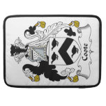 Coote Family Crest MacBook Pro Sleeve