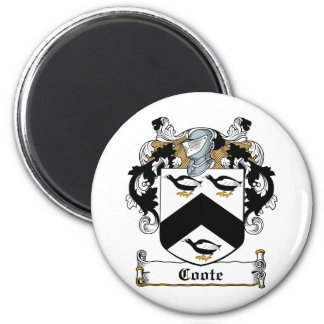 Coote Family Crest Magnet