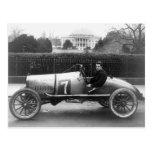 Cootie Race Car Vintage White House Photo Post Cards