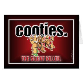 Cooties... Card