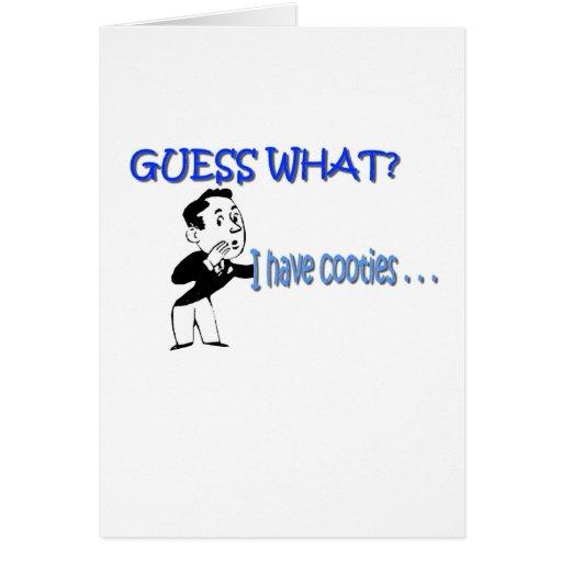 Cooties Card