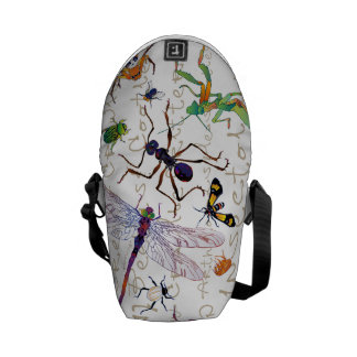 'Cooties' Courier Bags