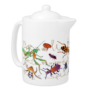 'Cooties' Teapot