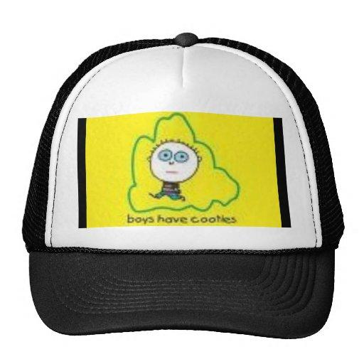 cooties trucker hat