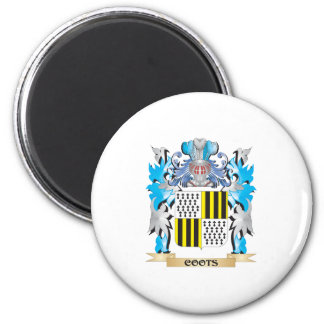 Coots Coat of Arms - Family Crest Fridge Magnets