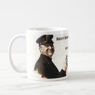 Cop Cup Coffee Mugs