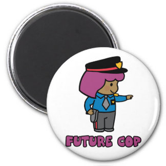 Cop (girl) magnet